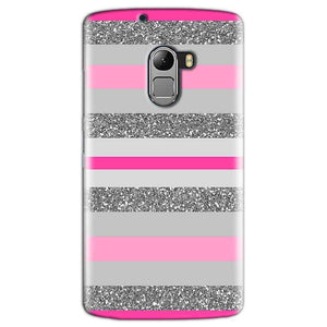 Lenovo K4 Note Mobile Covers Cases Pink colour pattern - Lowest Price - Paybydaddy.com