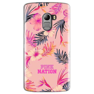 Lenovo K4 Note Mobile Covers Cases Pink nation - Lowest Price - Paybydaddy.com