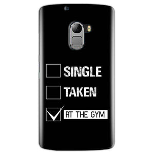 Lenovo K4 Note Mobile Covers Cases Single Taken At The Gym - Lowest Price - Paybydaddy.com