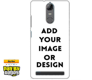 Customized Lenovo K5 Note Mobile Phone Covers & Back Covers with your Text & Photo