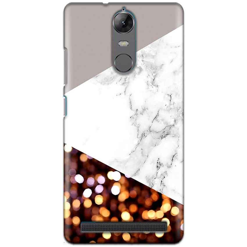 Lenovo K5 Note Mobile Covers Cases MARBEL GLITTER - Lowest Price - Paybydaddy.com