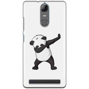 Lenovo K5 Note Mobile Covers Cases Panda Dab - Lowest Price - Paybydaddy.com