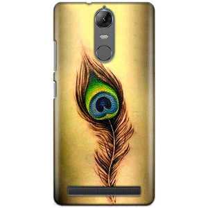 Lenovo K5 Note Mobile Covers Cases Peacock coloured art - Lowest Price - Paybydaddy.com