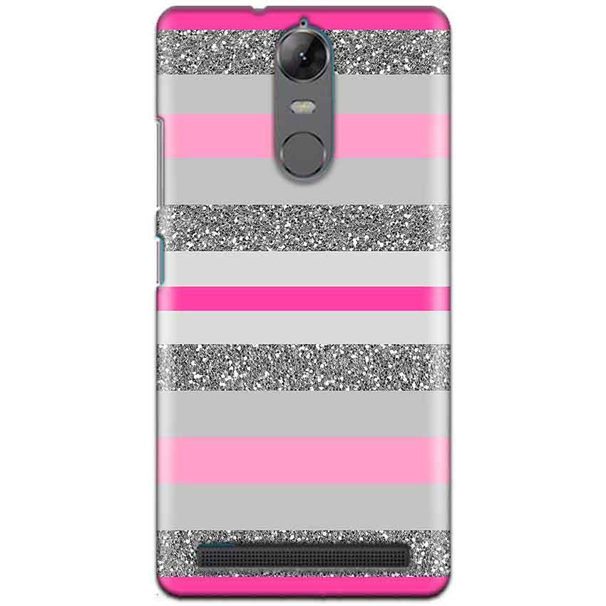 Lenovo K5 Note Mobile Covers Cases Pink colour pattern - Lowest Price - Paybydaddy.com