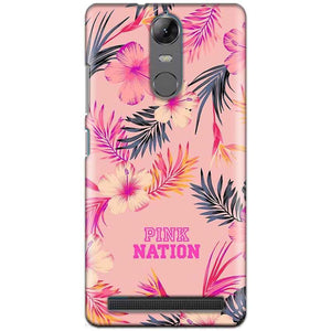 Lenovo K5 Note Mobile Covers Cases Pink nation - Lowest Price - Paybydaddy.com