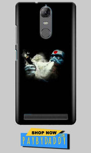 Lenovo K5 Note Mobile Covers Cases Shiva Aghori Smoking - Lowest Price - Paybydaddy.com