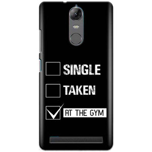 Lenovo K5 Note Mobile Covers Cases Single Taken At The Gym - Lowest Price - Paybydaddy.com