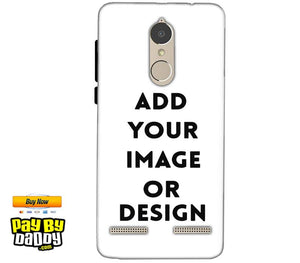 Customized Lenovo K6 Power Mobile Phone Covers & Back Covers with your Text & Photo