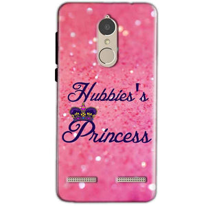 Lenovo K6 Power Mobile Covers Cases Hubbies Princess - Lowest Price - Paybydaddy.com