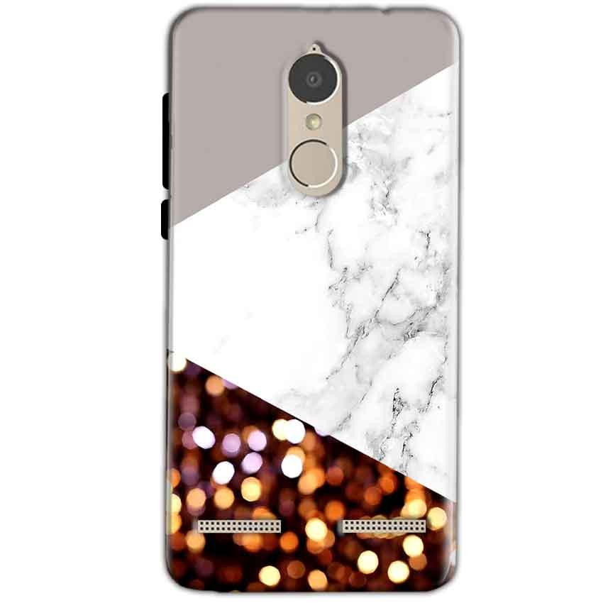 Lenovo K6 Power Mobile Covers Cases MARBEL GLITTER - Lowest Price - Paybydaddy.com