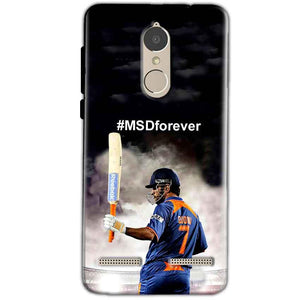 Lenovo K6 Power Mobile Covers Cases MS dhoni Forever - Lowest Price - Paybydaddy.com