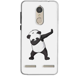 Lenovo K6 Power Mobile Covers Cases Panda Dab - Lowest Price - Paybydaddy.com