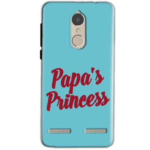 Lenovo K6 Power Mobile Covers Cases Papas Princess - Lowest Price - Paybydaddy.com