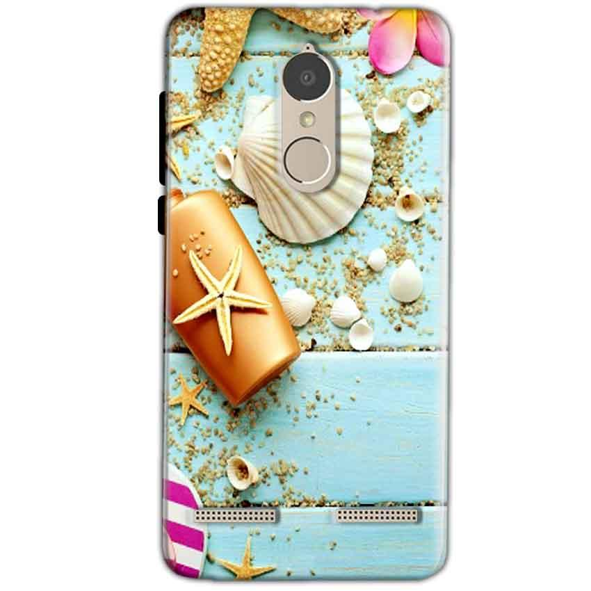 Lenovo K6 Power Mobile Covers Cases Pearl Star Fish - Lowest Price - Paybydaddy.com