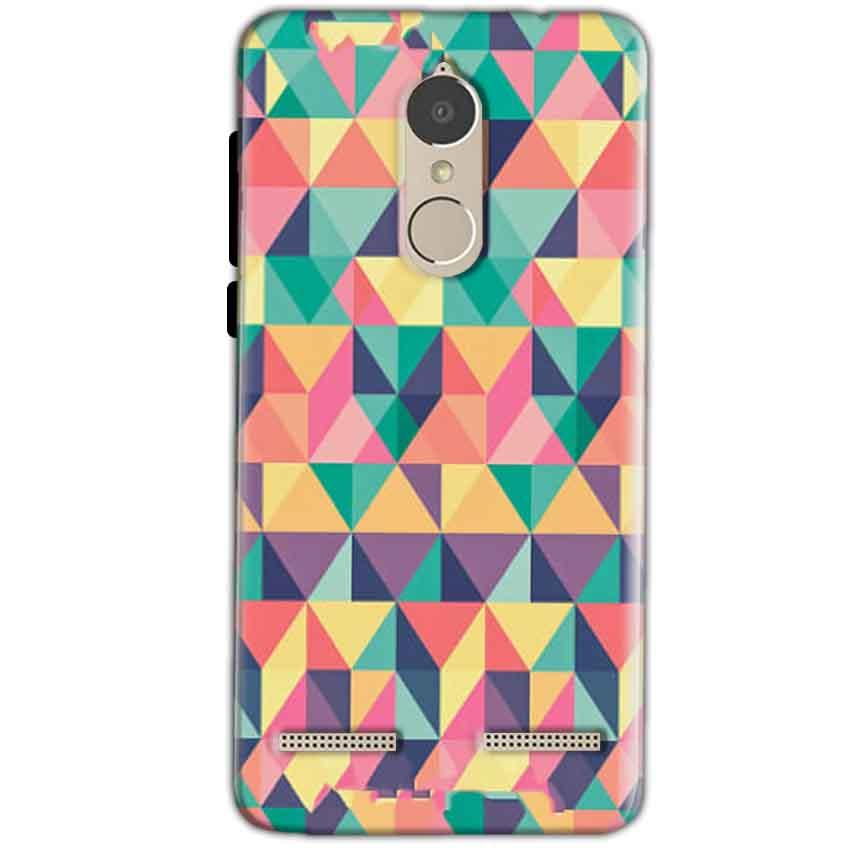 Lenovo K6 Power Mobile Covers Cases Prisma coloured design - Lowest Price - Paybydaddy.com