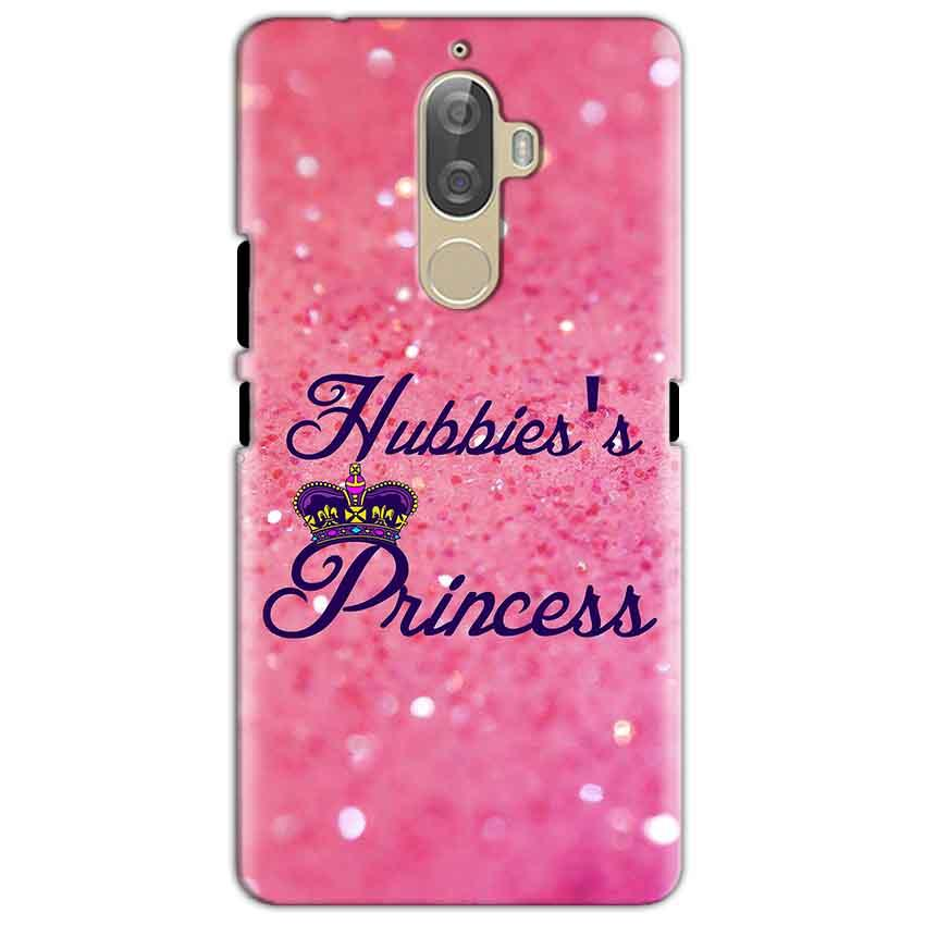 Lenovo K8 Mobile Covers Cases Hubbies Princess - Lowest Price - Paybydaddy.com