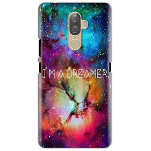 Lenovo K8 Mobile Covers Cases I am Dreamer - Lowest Price - Paybydaddy.com