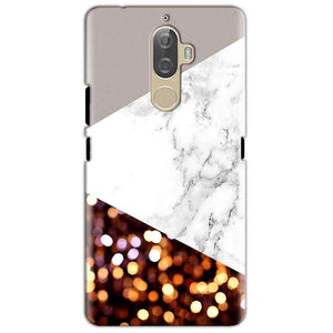 Lenovo K8 Mobile Covers Cases MARBEL GLITTER - Lowest Price - Paybydaddy.com
