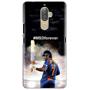 Lenovo K8 Mobile Covers Cases MS dhoni Forever - Lowest Price - Paybydaddy.com