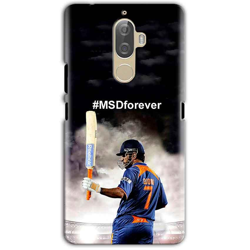 Lenovo K8 Note Mobile Covers Cases MS dhoni Forever - Lowest Price - Paybydaddy.com
