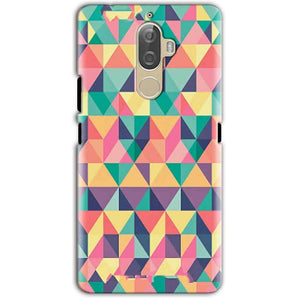 Lenovo K8 Note Mobile Covers Cases Prisma coloured design - Lowest Price - Paybydaddy.com