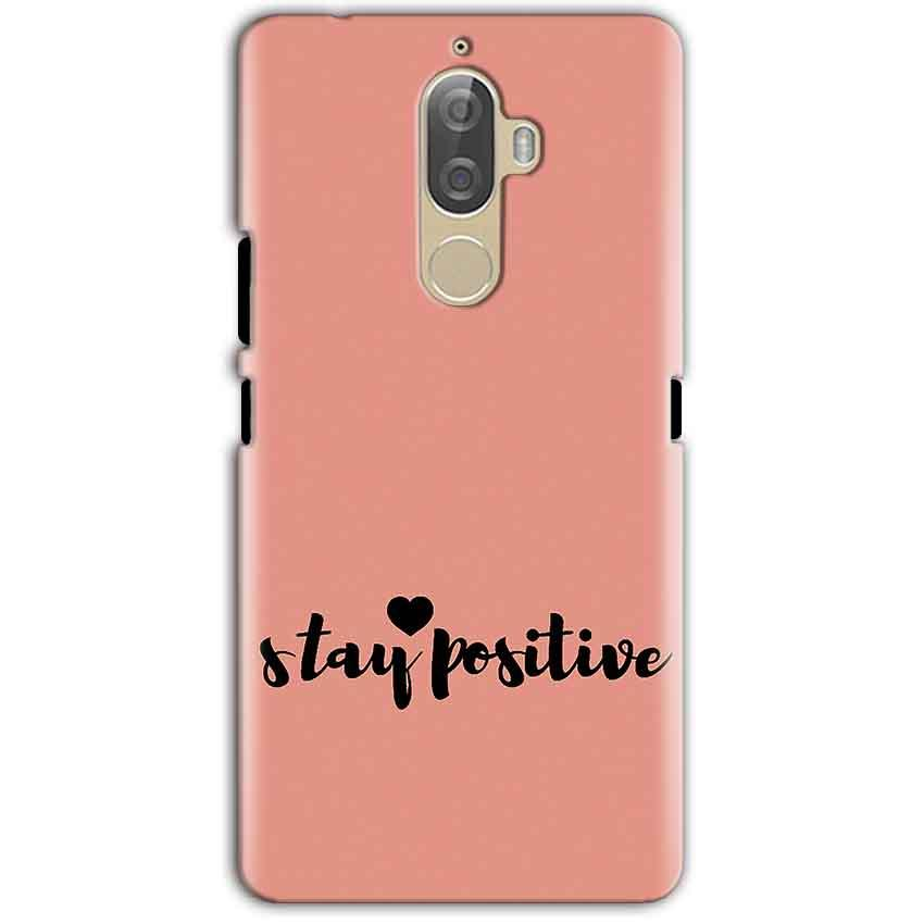Lenovo K8 Note Mobile Covers Cases Stay Positive - Lowest Price - Paybydaddy.com