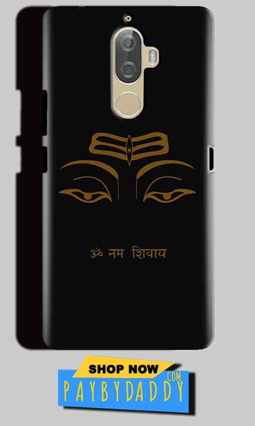 Lenovo K8 Mobile Covers Cases Om Namaha Gold Black - Lowest Price - Paybydaddy.com