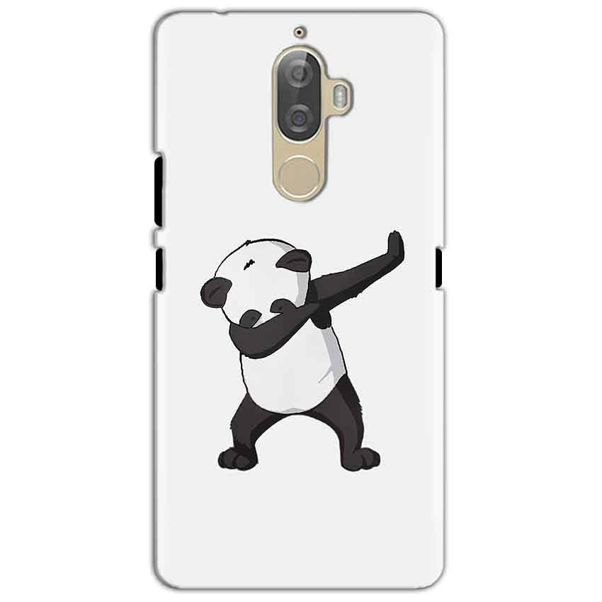 Lenovo K8 Mobile Covers Cases Panda Dab - Lowest Price - Paybydaddy.com