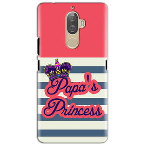 Lenovo K8 Mobile Covers Cases Papas Princess - Lowest Price - Paybydaddy.com
