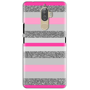 Lenovo K8 Mobile Covers Cases Pink colour pattern - Lowest Price - Paybydaddy.com