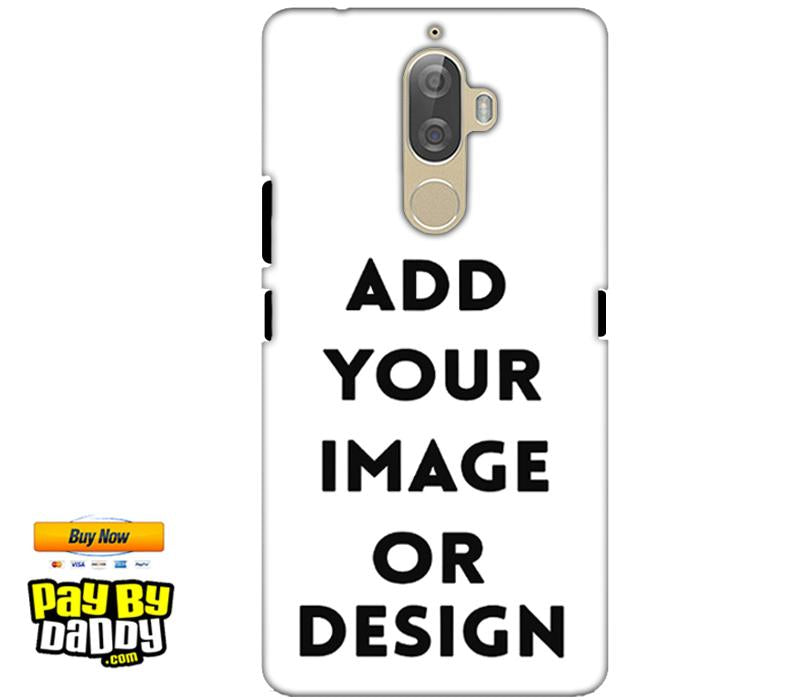 Customized Lenovo K8 Plus Mobile Phone Covers & Back Covers with your Text & Photo