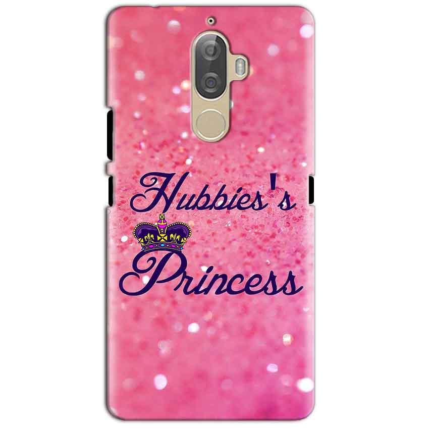 Lenovo K8 Plus Mobile Covers Cases Hubbies Princess - Lowest Price - Paybydaddy.com