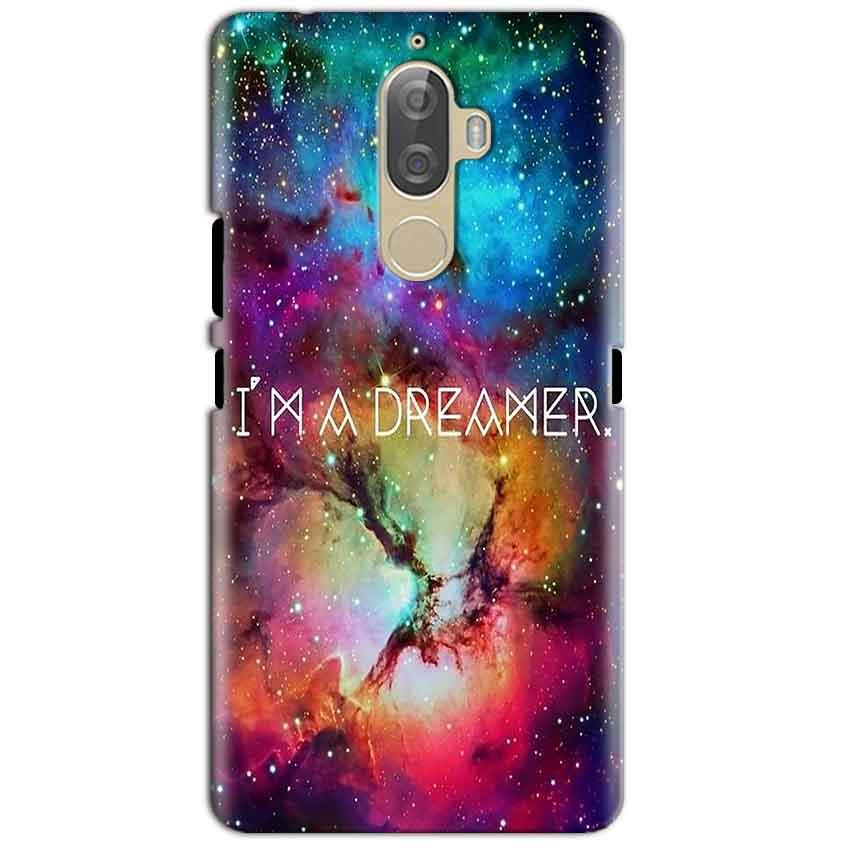 Lenovo K8 Plus Mobile Covers Cases I am Dreamer - Lowest Price - Paybydaddy.com