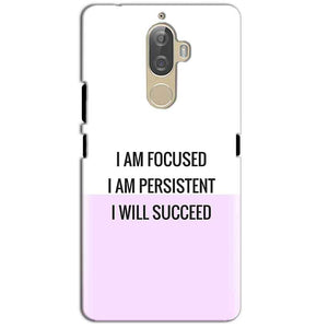 Lenovo K8 Plus Mobile Covers Cases I am Focused - Lowest Price - Paybydaddy.com