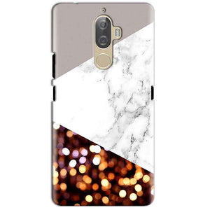 Lenovo K8 Plus Mobile Covers Cases MARBEL GLITTER - Lowest Price - Paybydaddy.com