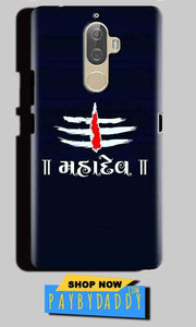 Lenovo K8 Plus Mobile Covers Cases Mahadev - Lowest Price - Paybydaddy.com