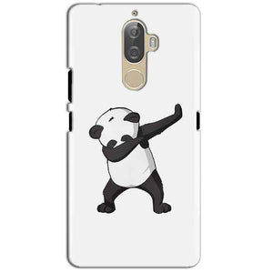 Lenovo K8 Plus Mobile Covers Cases Panda Dab - Lowest Price - Paybydaddy.com