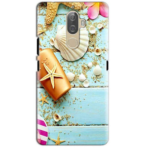 Lenovo K8 Plus Mobile Covers Cases Pearl Star Fish - Lowest Price - Paybydaddy.com