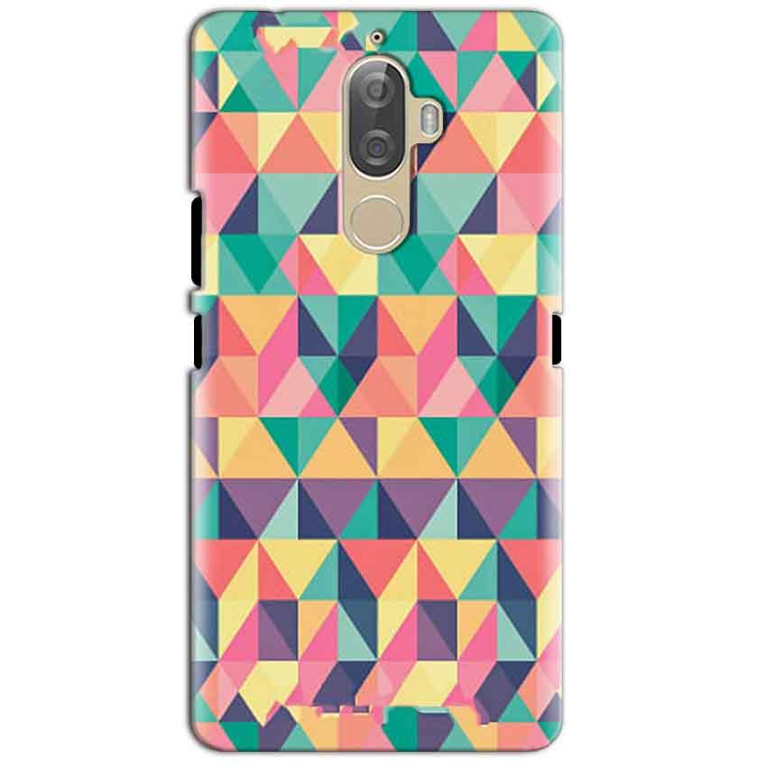 Lenovo K8 Plus Mobile Covers Cases Prisma coloured design - Lowest Price - Paybydaddy.com