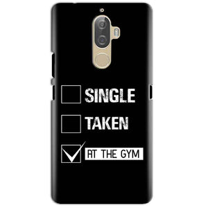 Lenovo K8 Plus Mobile Covers Cases Single Taken At The Gym - Lowest Price - Paybydaddy.com