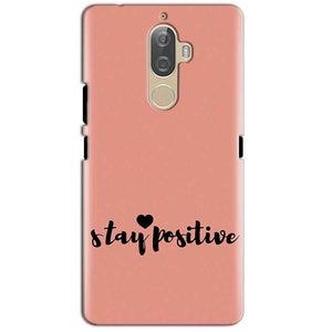 Lenovo K8 Plus Mobile Covers Cases Stay Positive - Lowest Price - Paybydaddy.com
