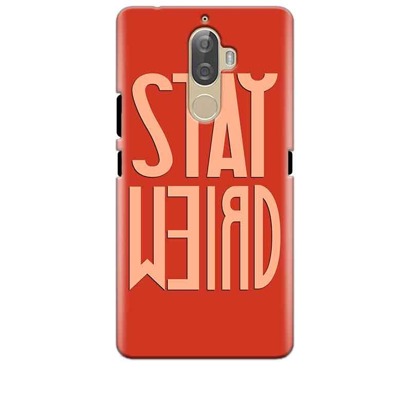 Lenovo K8 Plus Mobile Covers Cases Stay Weird - Lowest Price - Paybydaddy.com