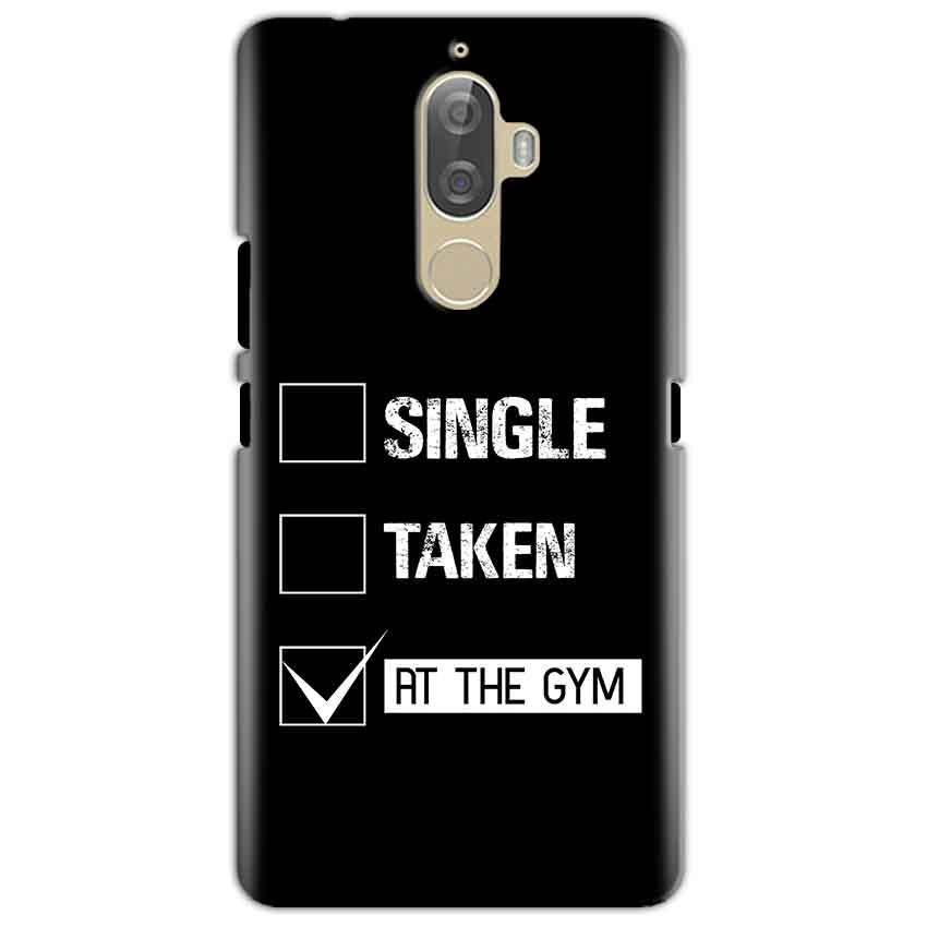 Lenovo K8 Mobile Covers Cases Single Taken At The Gym - Lowest Price - Paybydaddy.com