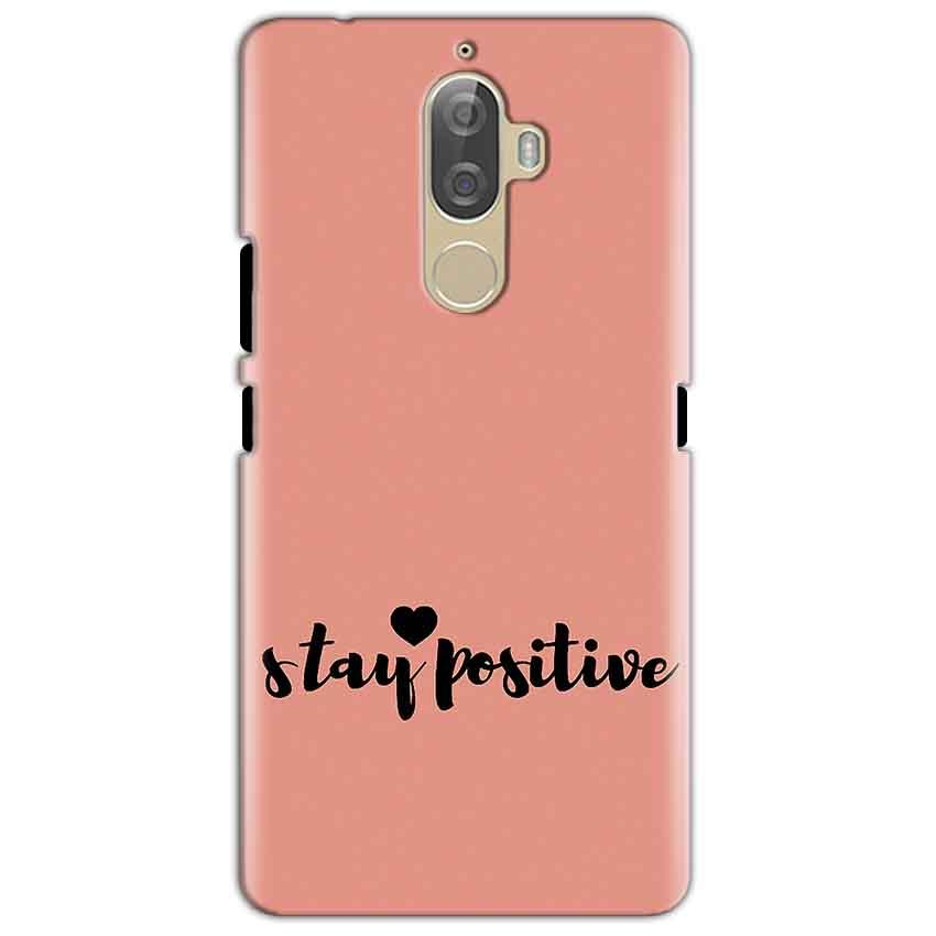 Lenovo K8 Mobile Covers Cases Stay Positive - Lowest Price - Paybydaddy.com