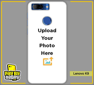 Customized Lenovo K9 Back Mobile Phone Covers & Back Covers with your Text & PhotoPhoto Cover,Custom Cover,Picture With Cover