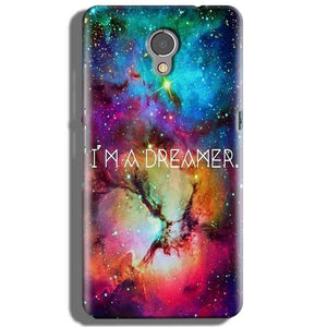 Lenovo P2 Mobile Covers Cases I am Dreamer - Lowest Price - Paybydaddy.com