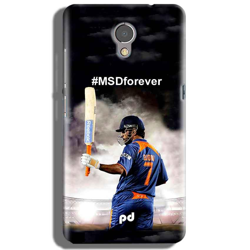 Lenovo P2 Mobile Covers Cases MS dhoni Forever - Lowest Price - Paybydaddy.com