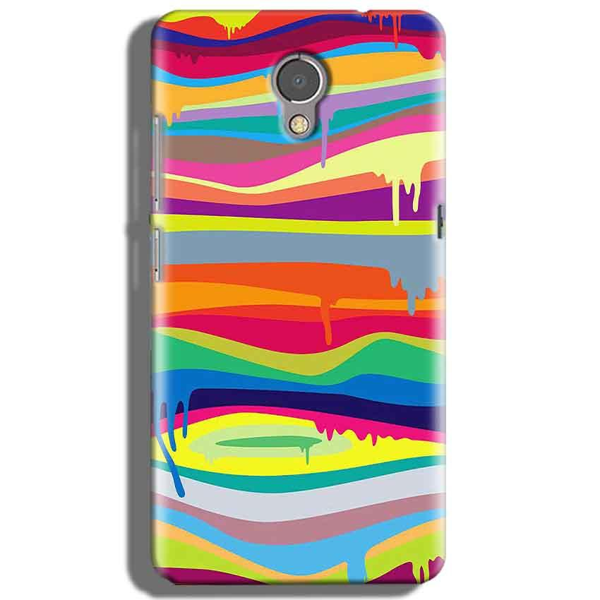Lenovo P2 Mobile Covers Cases Melted colours - Lowest Price - Paybydaddy.com