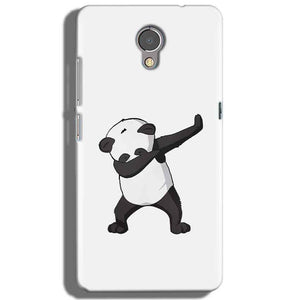 Lenovo P2 Mobile Covers Cases Panda Dab - Lowest Price - Paybydaddy.com