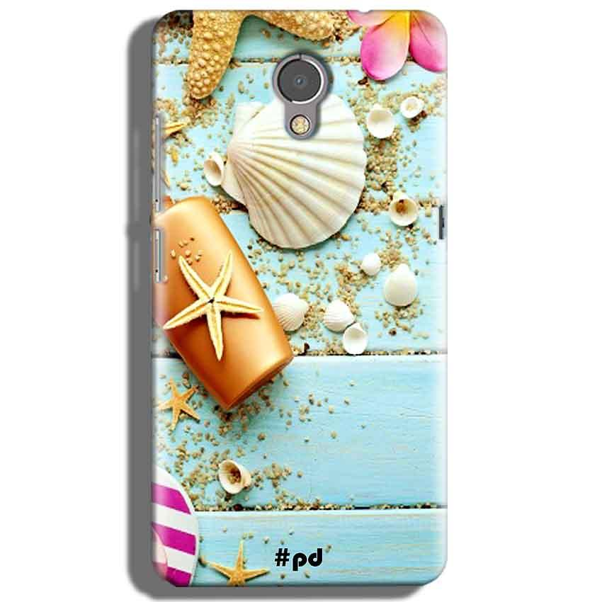 Lenovo P2 Mobile Covers Cases Pearl Star Fish - Lowest Price - Paybydaddy.com